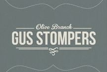 Olive Branch - GUS STOMPERS
