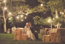 Rustic Romance Wedding Inspiration / by The Barn at Cedar Grove, South Central, KY
