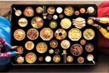 Korean party / Gourmets for God dinner 2/2014 / by Sonya R