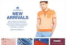 Refresh your look - Merc SS14 / by Merc