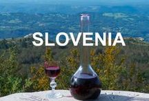Discovering Slovenia / Travels around Slovenia and discovering vineyards, nature, little village, the coast and historic sights.