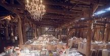 Rustic Glam Weddings / Who says rustic can't be glamorous?