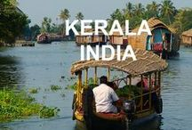Exotic Kerala in India / Travel board from Kerala, the God's Own Country in South  India.