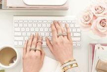 b l o g / Blogging