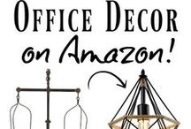 Farmhouse Decor / A collection of fabulous farmhouse styles and decor
