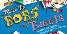 Debut Children's Books / Any children's book--BB, PB, ER, CB, MG--that is the author or illustrator's debut children's book.  Does not include self-published books.