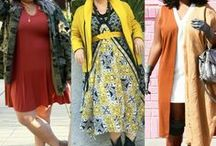 Coast to Coast Curves / The best of curvy & plus size fashion from around the globe. Are you a plus size blogger? Do you want to contributor to this board? Message me or email me at Sahily@prettyinpigment.com | Plus size style, plus size outfits, plus size outfit inspiration, plus size brands.