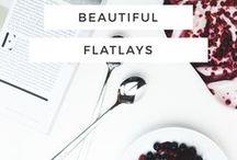 Instagram Flatlays / Die schönsten Instagram Flatlays auf meinem Account @cheana.de