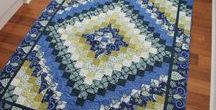 CynthiaBDesigns on Etsy / Beautiful Handmade Quilts and Table Runners. All for sale through my Etsy Shop