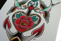 Tattoos / Ideas, inspiration