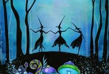 Halloween . Arts, Decor ,idea / by Louise Larin