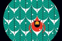 Charley Harper / by Cynthia Brunz Designs