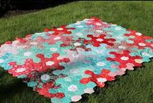 From my Blog / Pinning fun posts from my Blog  http://quiltingismorefunthanhousework.blogspot.com  / by Cynthia Brunz Designs