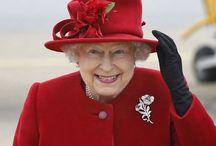 Queen Elizabeth II / by Karen Pate