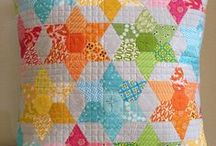 English Paper Piecing / by Cynthia Brunz Designs