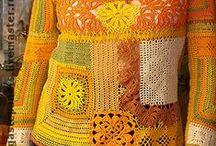 Crochet & Szydełko / modele szydełkowe, crochet, szydełko wzory na szydełko