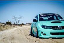 Subaru :)X