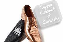 Cabinet of Copper Curiosity / Sélection des objets les plus insolites réalisés à l'aide du cuivre / Discover unexpected object made out of copper