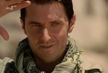 "RA - John Porter / ""I was so in character, I'd dream about him at night"" ~ Richard Armitage"