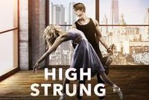 New Dance Film, High Strung the Movie / When a hip hop violinist busking in the New York subway encounters a classical dancer on scholarship at the Manhattan Conservatory of the Arts, sparks fly. With the help of a hip hop dance crew they must find a common ground while preparing for a competition that could change their lives forever.