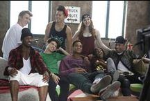 Meet the Hip Hop Dance Crew: The SwitchSteps / In the new film HIGH STRUNG, the SwitchSteps are the hip hop dance crew that help our hero, Johnnie get out of some trouble. You are going to be seeing some of today's hottest dancers!