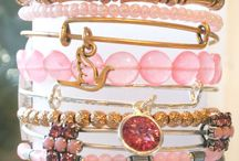 Arm Candy / Bangles and bracelets that are Sweet to the eyes!