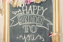 It's a Party! / Party ideas for birthdays, showers and more!