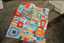 Scrap-A-Palooza Quilts / Here are all the quilts made as part of my Scrap-A-Palooza series on my blog / by Cynthia Brunz Designs