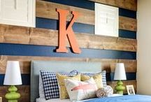 Wall art 101 / Inspiration for hanging wall art and decor.