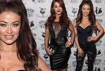 Catwalk & Famous People! / Famous ladies or fashion show shoots with lingerie to go with outfits!