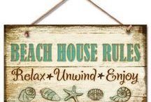 Beach house / raccolta di idee e suggestioni per la casa al mare :)