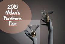 2015 Milan Furniture Fair / by Copper Mania