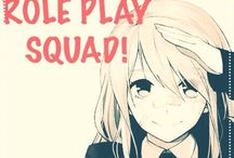 ☆roleplay squad☆ / ATTENTION ROLEPLAYERS!!! Please ask and invite your friends to join this board by commenting on my pins, the Squad is always open to EVERYONE!! On this board, you can be anything and everything you wanna be! HAVE FUNN!~