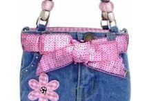 Jeans en stropdassen DIY