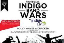 Indigo Band Wars, at Indigo / Grail of desruction performing LIVE at Indigo Live music bar.