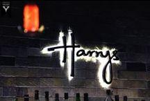 Sufi Thursday-Harry's Bar + Cafe, Select City Walk. / Getting set for an enthralling performance, singer Vaibhav & Jatin.