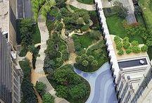 landscape / landscape, urban design, public spaces