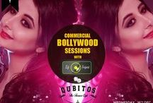 Bollywood night at QUBITOS - Rajouri Garden / The night is set for all the party lovers to enjoy the best of Bollywood music with Dj tripti