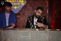 New Year's Special at QUBITIOS rajouri garden / Playful Percussionist Night With Hiten Panwar at QUBITIOS