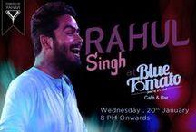 Sufi Live Music Night at Blue Tomato