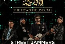 Street Jammers at Town House Cafe