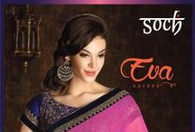 Drape Your Style / Splendid #Soch sarees! #DrapeYourStyle