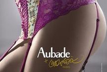 Aubade Paris Lingerie in our Boutique and Online Store! / Aubade Lingerie is French Lingerie at its most classy seductive way to be!