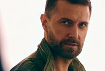 Richard Armitage - Berlin Station / Richard Armitage is Daniel Miller in Berlin Station.