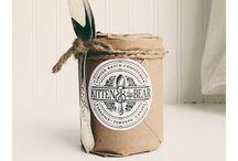 Branding and Packaging / Packaging and branding ideas / by Julie Wilton Jones