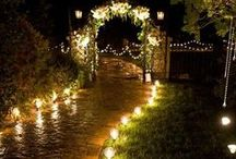 Lighting / Using creative lighting to enhance your event spaces l
