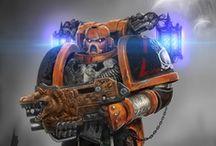 Warhammer 40K / Nice paint job
