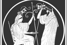 Greek mythology / Gods, Gorgons And Heroes