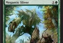 Magic The Gathering / A Card game