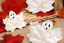 October & November Crafts & Treats